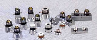 Ultrasonic cleaning transducers for all cleaning and liquid processing applications including conventional constant or sweeping frequency and MMM multi-frequency systems