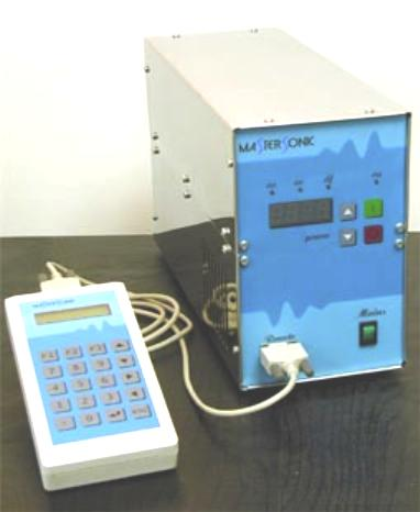 The Mastersonic MMM System - Multifrequency Multimode Modulated Ultrasonic Source