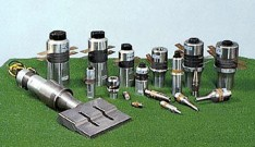 Plastic welding transducers for all applications