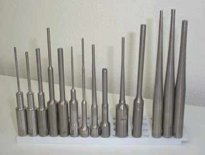 Sonic-compatible micro-tip probes type B