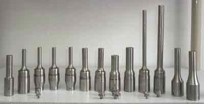 Standard horns - sonotrodes
